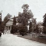 Villa Merwestein, rond 1915