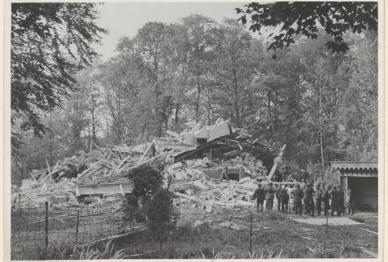 Uitnodiging herdenkingsbijeenkomst Bombardement 1944