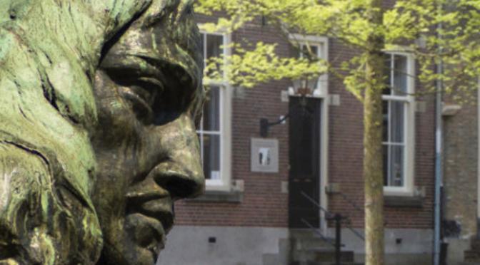 Parkgeschiedenis beschreven in Dordrecht Monumenteel #77